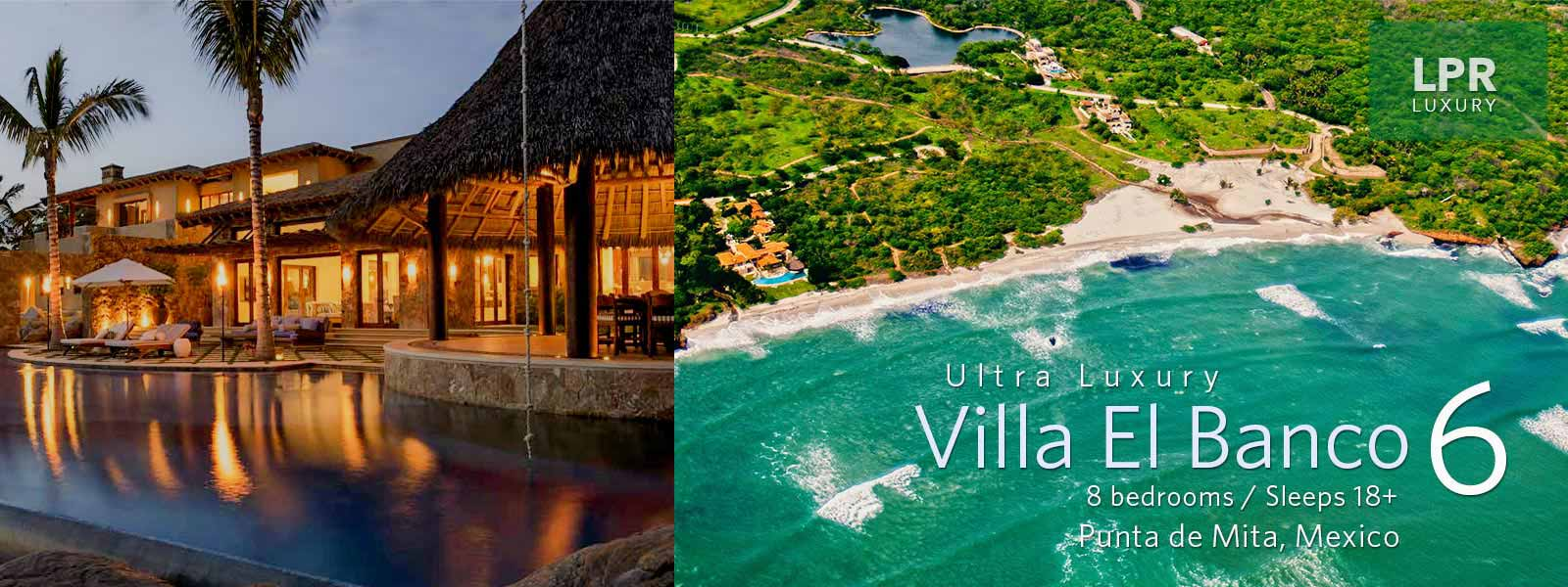 Villa El Banco 6 - Luxury Punta Mita Rentals and Real Estate - Vallarta | Nayarit, Mexico