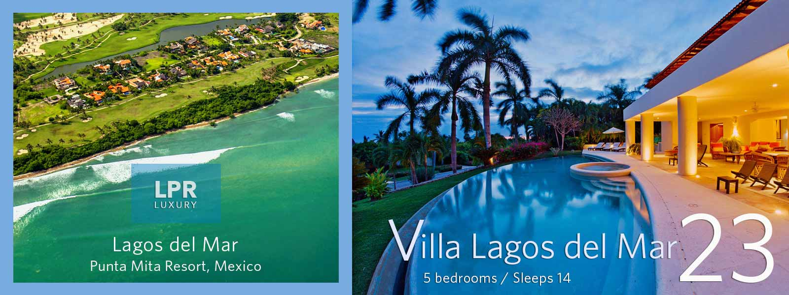 Villa Lagos del Mar 23 - Luxury Punta Mita Rentals and Real Estate - Vallarta | Nayarit, Mexico