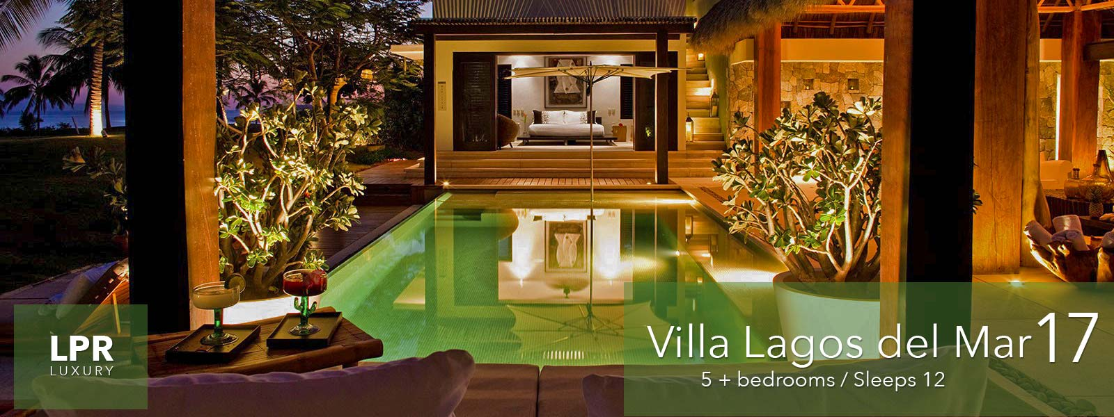 Villa Lagos del Mar 17 - Punta Mita Resort - Luxury Vacation Rentals