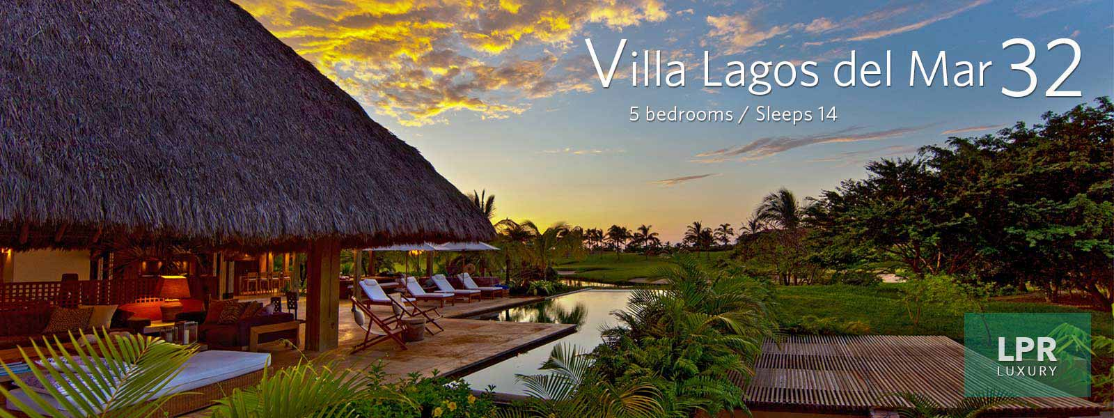 Villa Lagos del Mar 32 - Luxury Punta Mita Rentals and Real Estate - Vallarta | Nayarit, Mexico