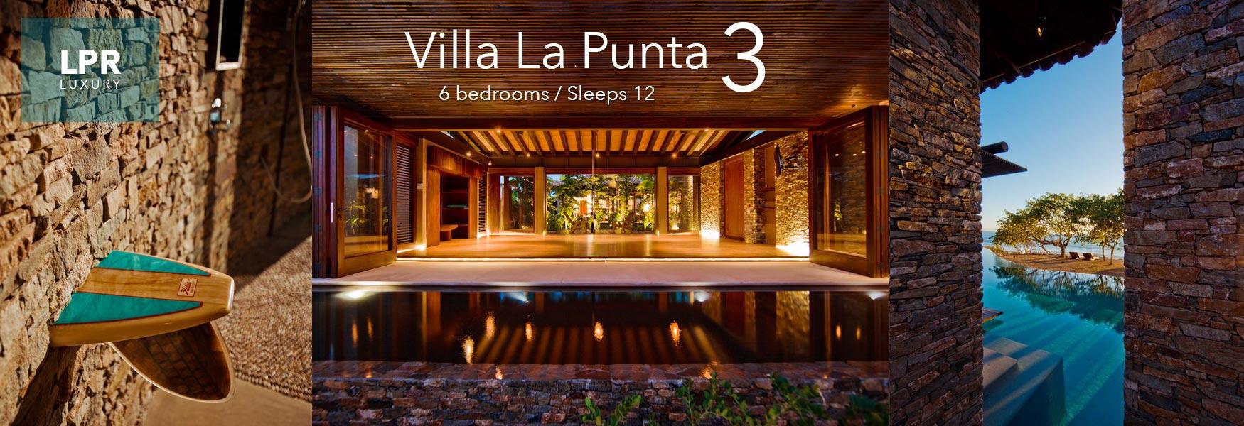 Villa La Punta 3 - La Punta Estates, Punta Mita Resort, Mexico