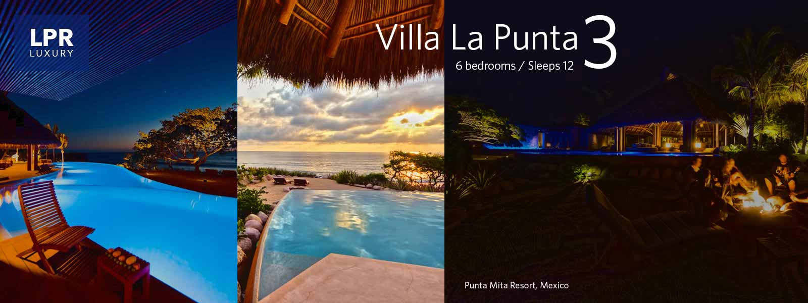 Villa La Punta 3 - Luxury Punta Mita Rentals and Real Estate - Vallarta | Nayarit, Mexico