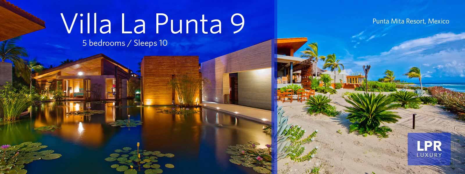 Villa La Punta 9 - Luxury Punta Mita Rentals and Real Estate - Vallarta | Nayarit, Mexico