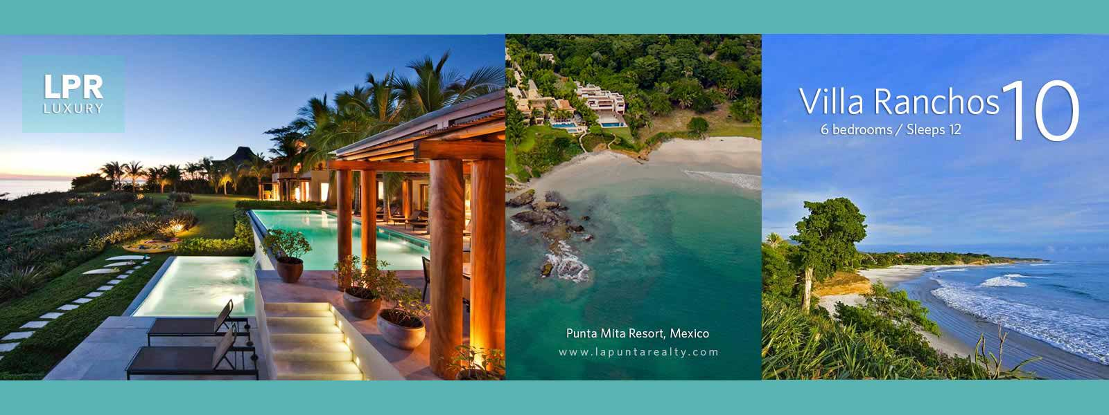 Villa Ranchos 10 - Luxury Punta Mita Rentals - Vacation Villas and Estates