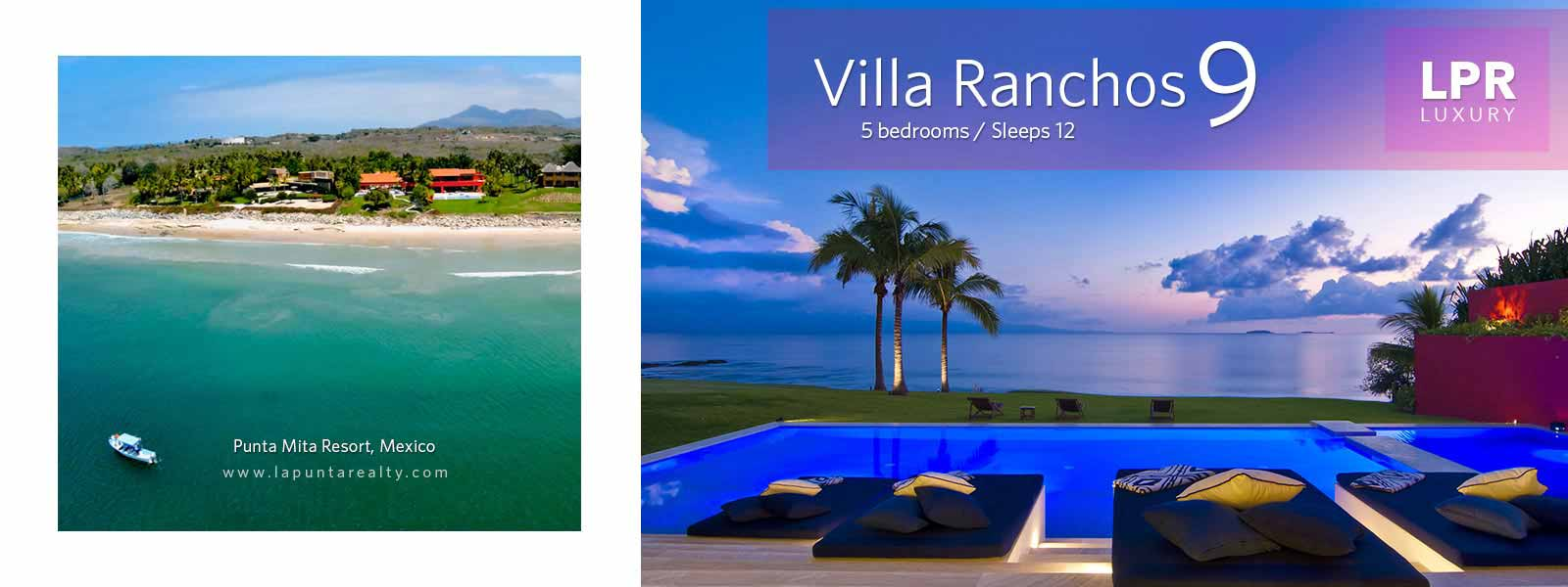 Villa Ranchos 9 - Luxury Punta Mita Rentals - Vacation Villas and Estates