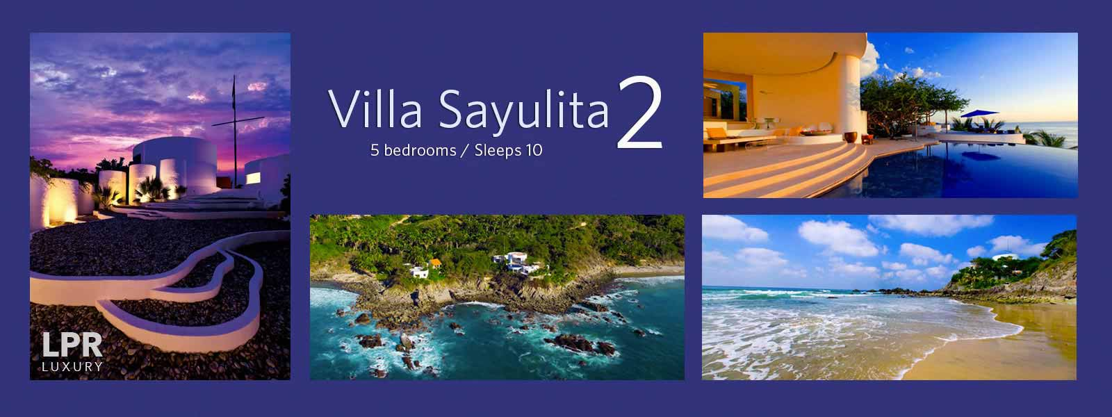 Villa Sayulita 2 - Luxury Punta de Mita Rentals - Vacation Villas and Estates