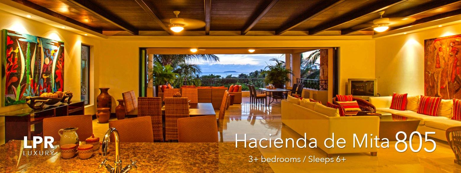 Hacienda de Mita 805 - Luxury Punta Mita Resort Condos, Mexico