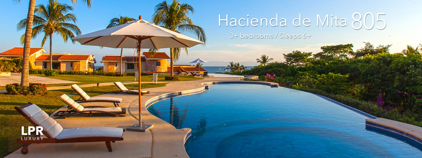 Hacienda de Mita 805 - Luxury Punta Mita Resort Condos, Mexico