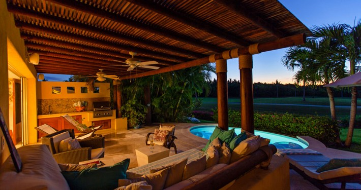 Villa Las Palmas 23 - Punta Mita Resort Real Estate - Punta Mita Vacation Rentals