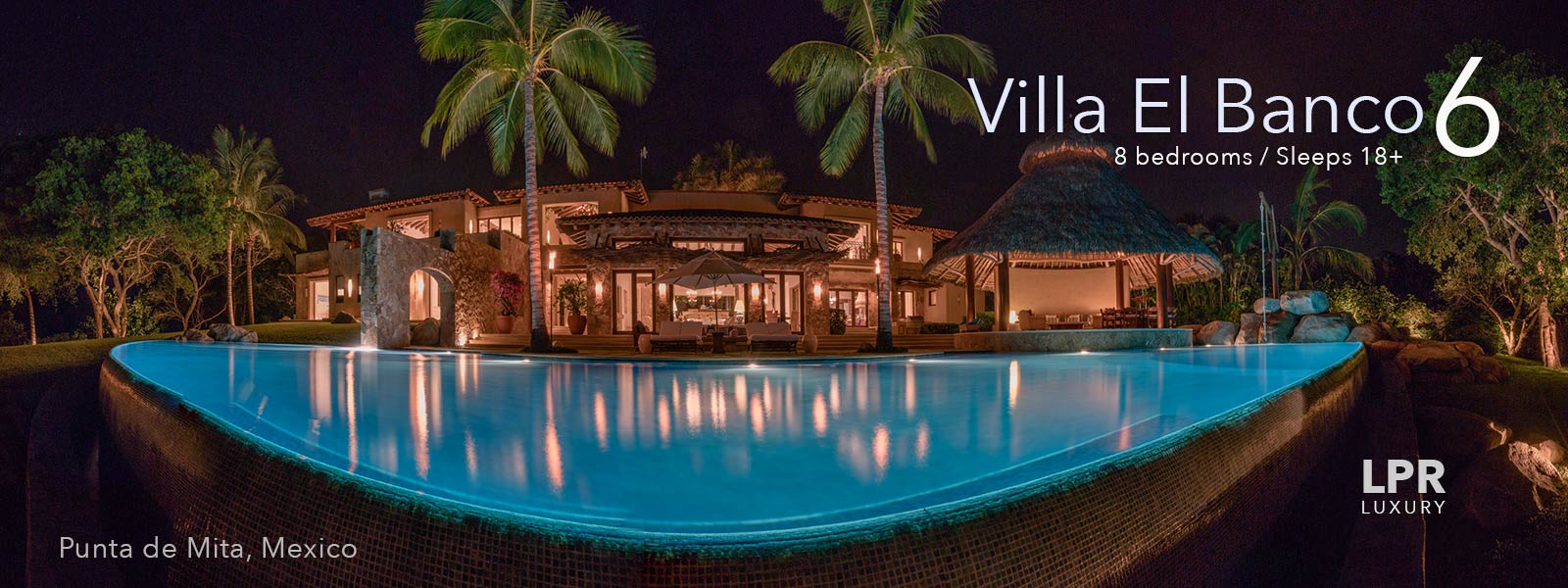 Villa El Banco 6 - Ultra Luxury Punta de Mita Real Estate and Vacation Rentals - Riviera Nayarit, Mexico