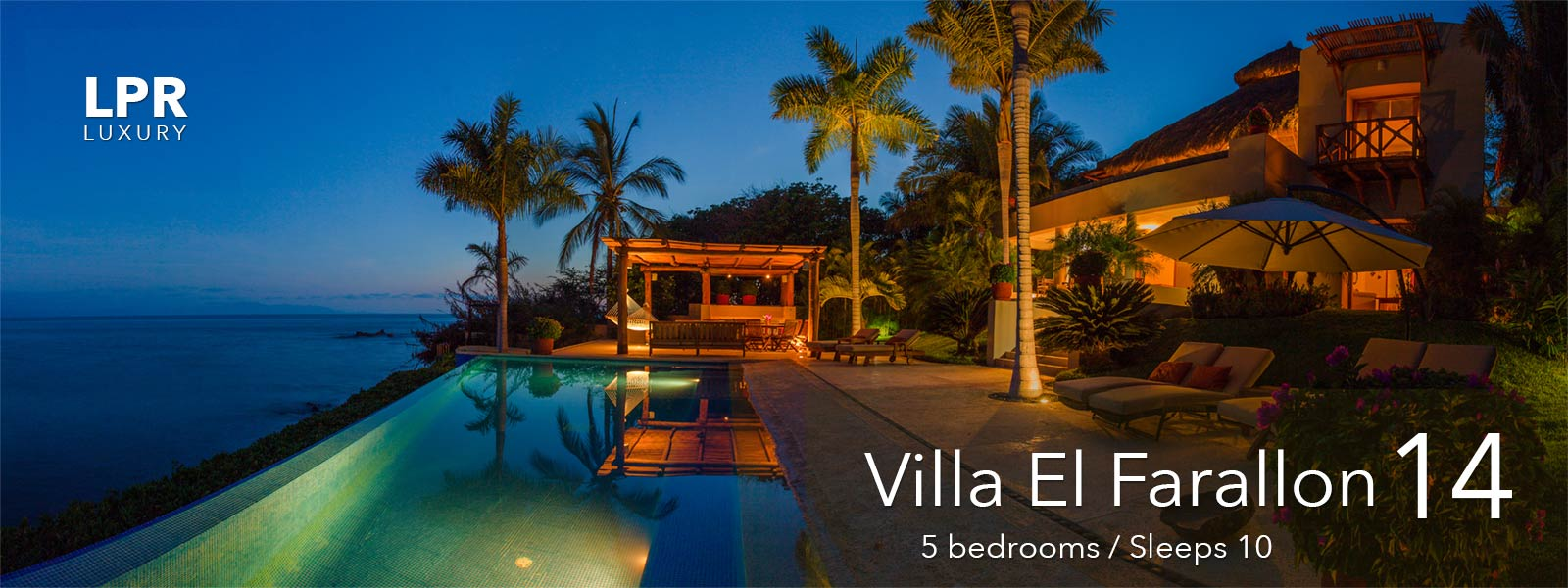 Villa El Farallon 14 - Luxury Punta de Mita Resort Vacation Rentals Villas, Mexico