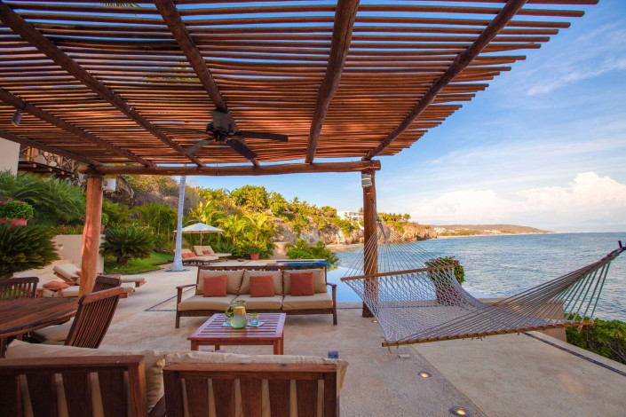 Villa el Farallon 14 - Punta de Mita luxury real estate - Villa for sale