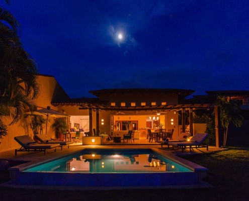 Villa las Palmas 24 - Punta Mita Resort - Mexico