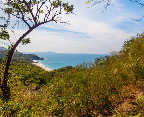 Sayulita homesite with a view to Punta de Mita, Mexico