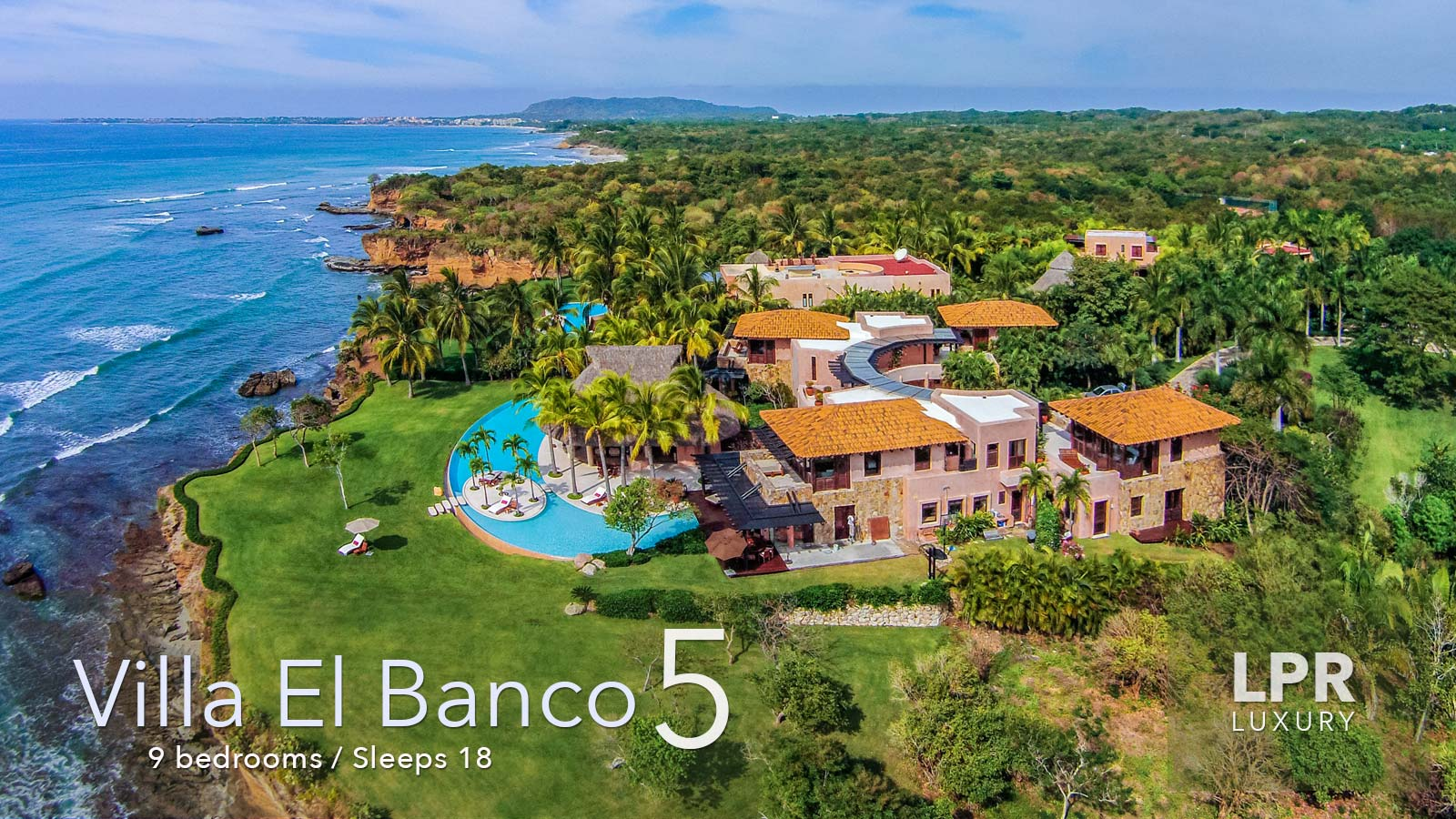 Villa El Banco 5 - Ultra luxury, ultra private, ultra cool El Banco Estates at the Auberge Resorts Susurros del Corazon at Punta de Mita, Riviera Nayarit, Mexico