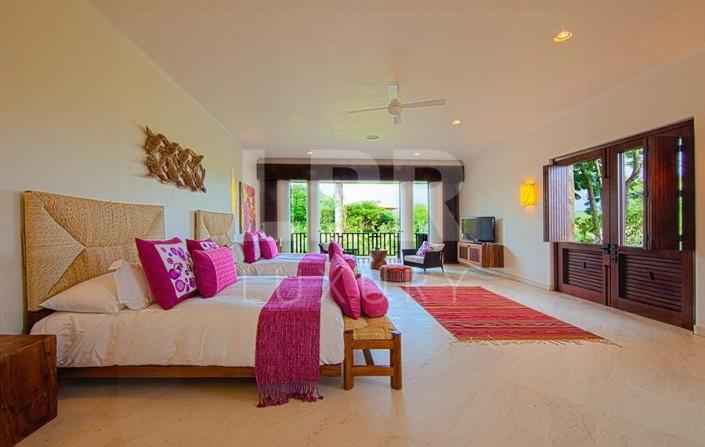 Villa El Banco 5 - Ultra Luxury Punta Mita Vacation Rental Villa - Riviera Nayarit, Mexico
