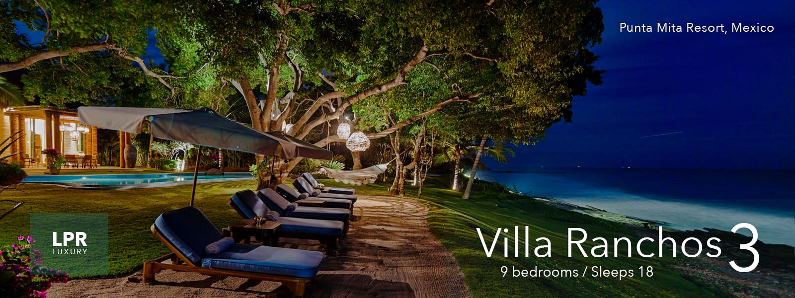 villa ranchos 3 - spectacular luxury villas of ranchos punta mita