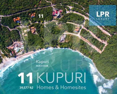 Kupuri Estates - Lot 11 - Punta Mita Resort - Riviera Nayarit, Mexico