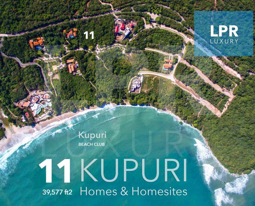 Kupuri Estates - Lot 11 - Punta Mita Resort - Riviera Nayarit, Mexico