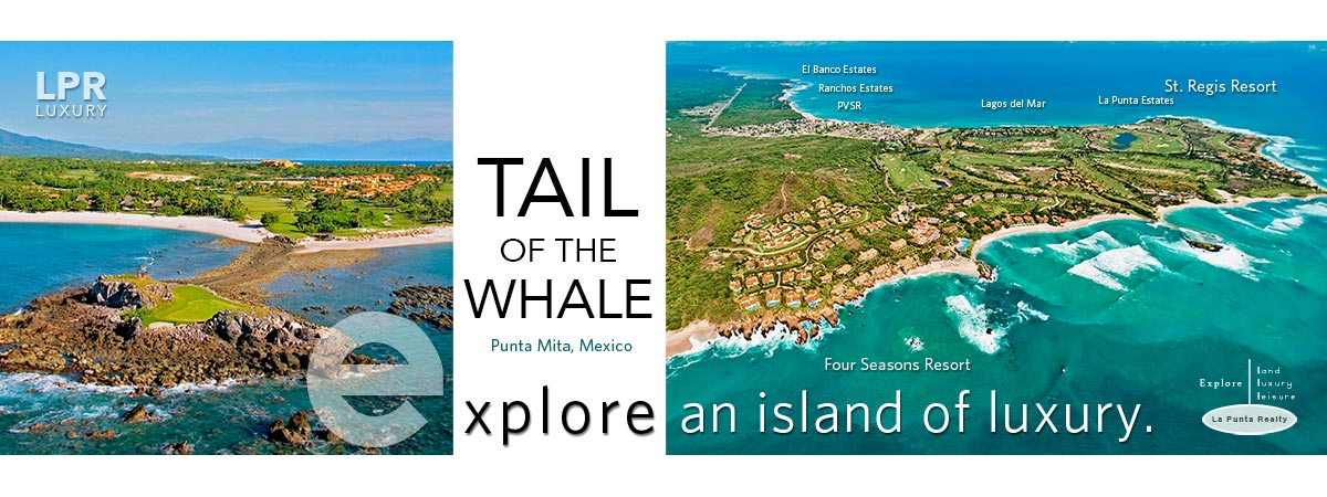 Tale of the Whale - Hole 3B at the Punta Mita Four Seasons / St. Regis Resort