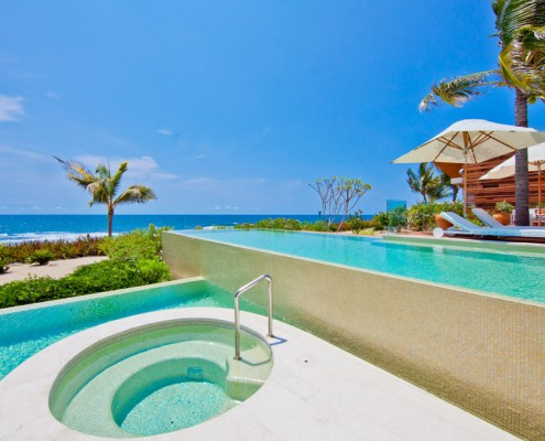 Luxury Vacation Villa La Punta 9 at the Punta Mita Resort, Mexcio