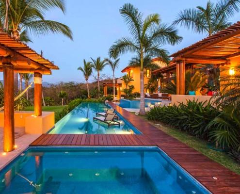 Villa Kupuri 2 - Luxury Punta Mita Vacation Rentals - Mexico