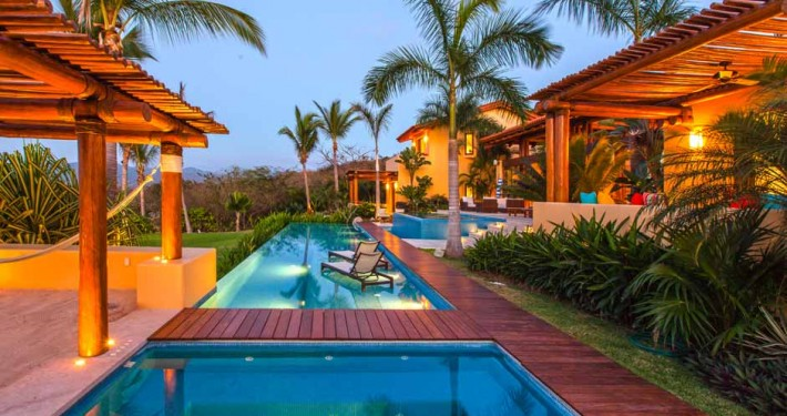 Villa Kupuri 2 - Luxury Punta Mita Vacation Rentals - Mexico