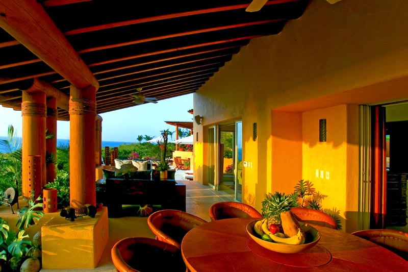 Four Seasons Private Villa 14 - Luxury resort vacation rental villa at the Four Seasons Punta Mita Mexico