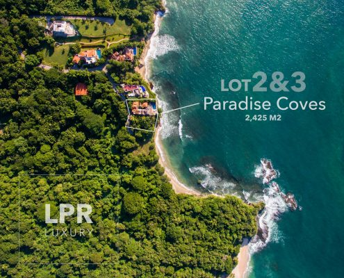 Paradise Coves lots 2 & 3 - Punta de Mita, Riviera Nayarit, Mexico
