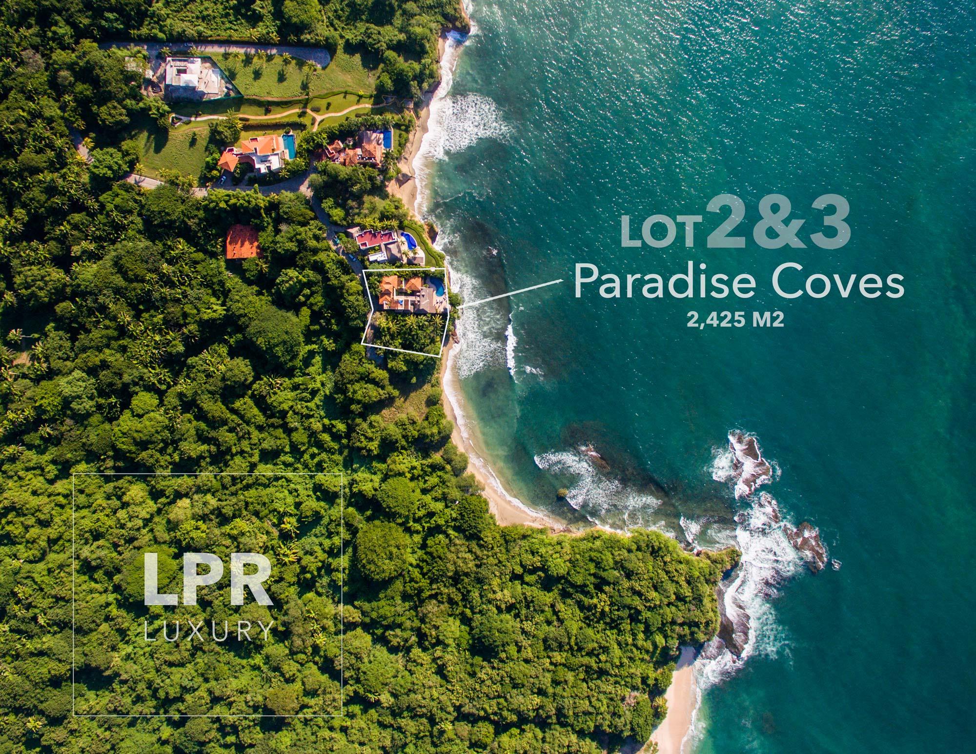 Paradise Coves lots 2 & 3 - Punta de Mita, Riviera Nayarit, Mexico