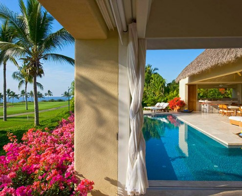 Villa Lagos del Mar 14 - Punta Mita Resort, Mexico - Luxury Vacation Rentals