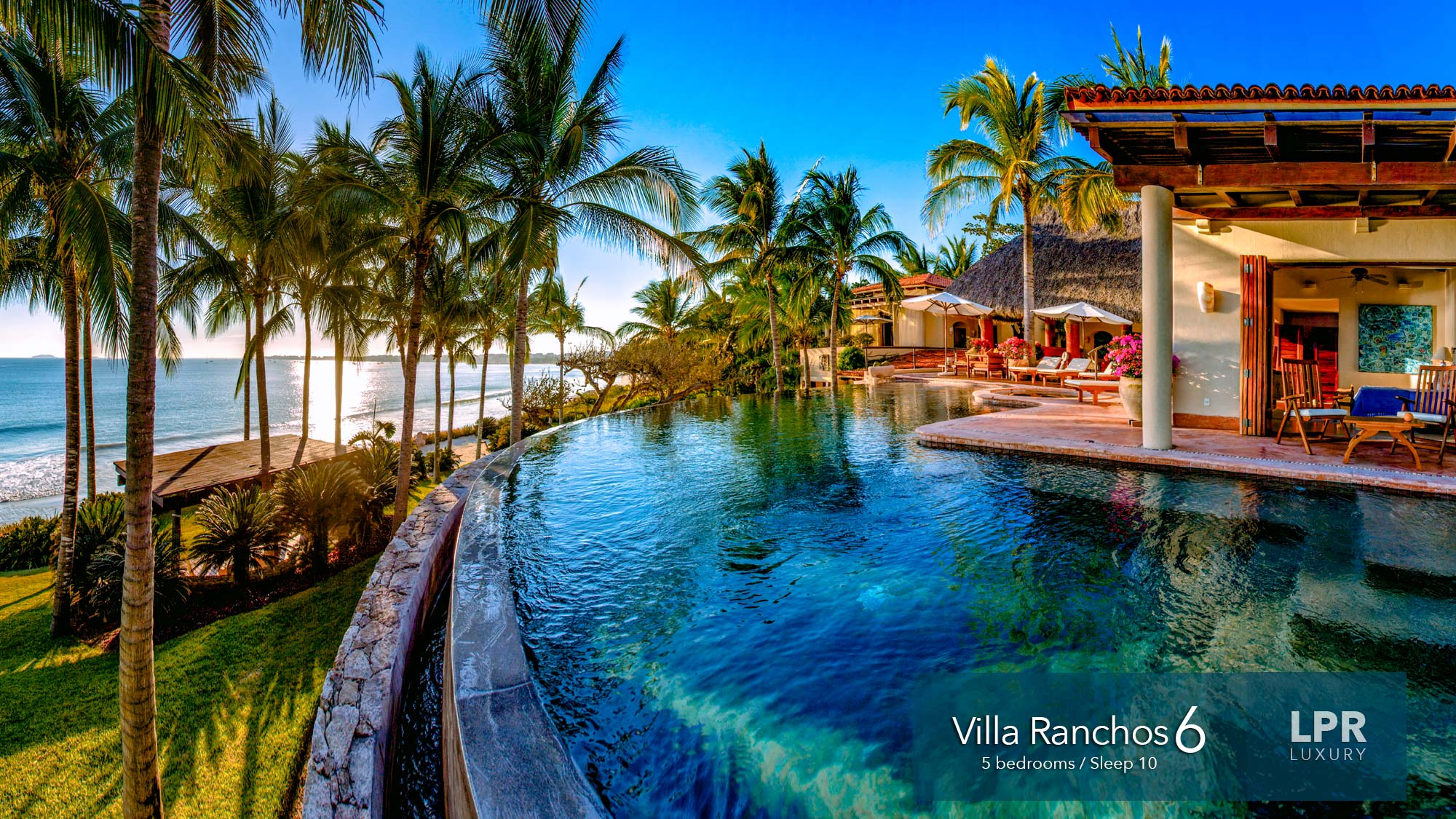 Villa Ranchos 6 - Punta Mita Resort - Luxury Vacation Rentals