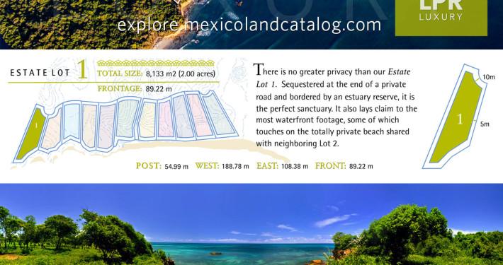 El Banco Estates - Punta de Mita - Puerto Vallarta, Mexico