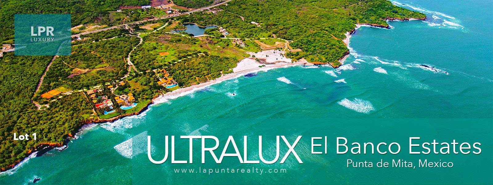 El Banco Estates - Ultra Luxury Punta de Mita Real Estate, Punta Mita Mexico