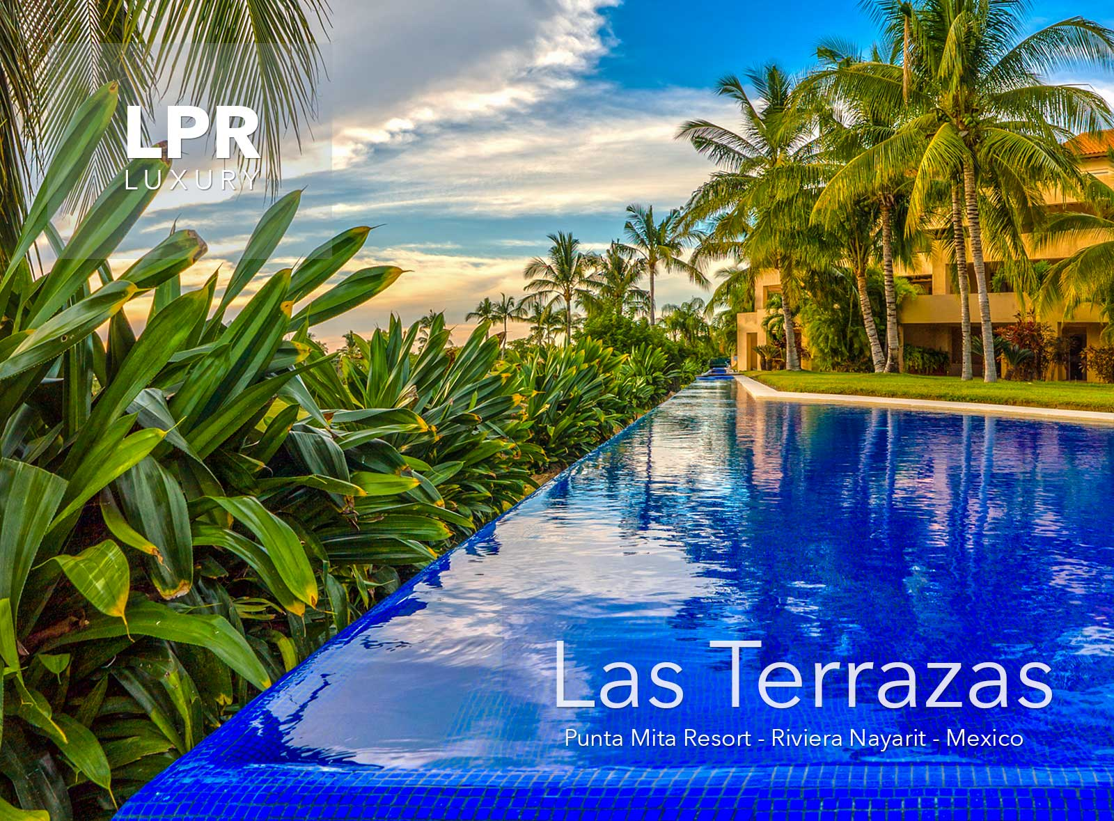 Las Terrazas - Golf course condos at the Punta Mita Resort - North Shore Puerto Vallarta luxury real estate and vacation rentals