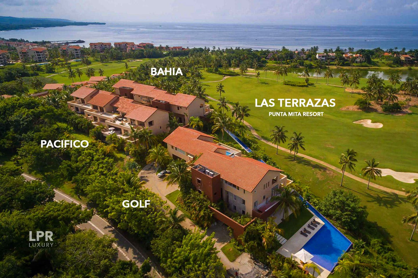 Las Terrazas Residences at the Punta Mita Resort, Riviera Nayarit, Mexico