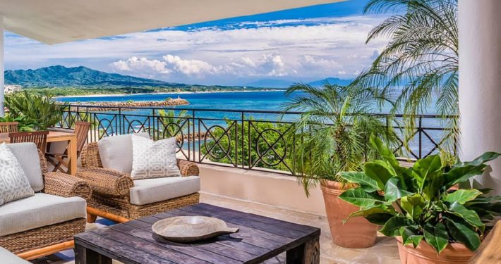 Hacienda de Mita Penthouse 2-2 - Luxury Punta Mita Mexico vacation rental condo