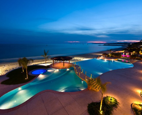 PVSR - The Glass Penthouse at Punta Vista Signature Residences Punta de Mita Riviera Nayarit North shore Puerto Vallarta