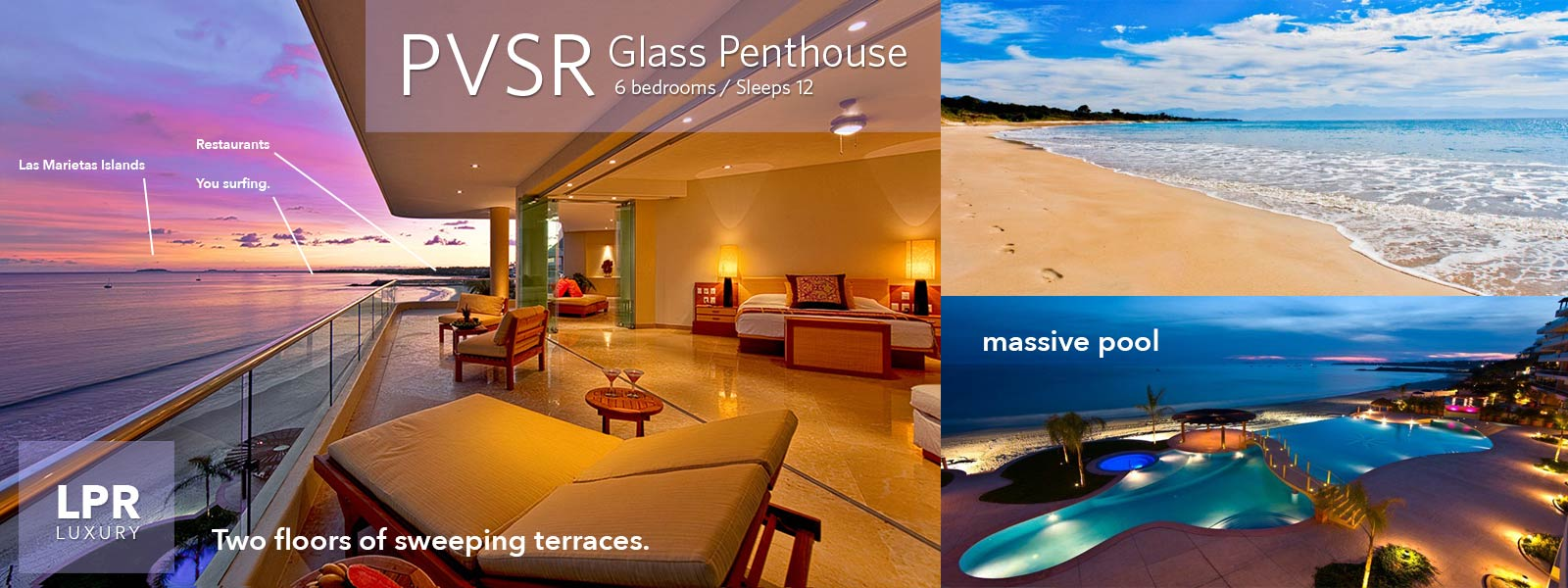 PVSR - The Glass Penthouse at Punta de Mita, Vallarta | Nayarit, Mexico