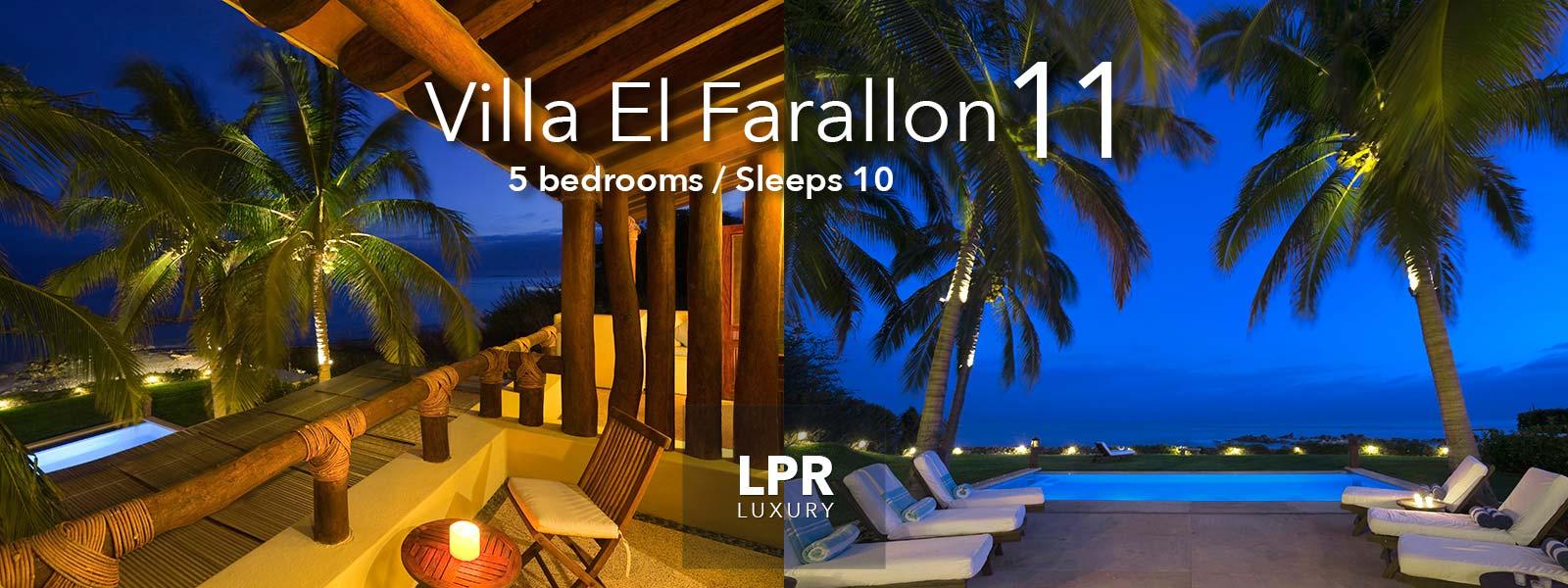 Villa El Farallon11 - Punta de Mita Real Estate - Puerto Vallarta - Mexico