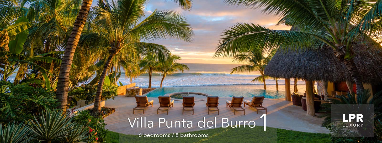 Villa Punta del Burro 1 - Punta de Mita Luxury Real Estate for Sale - Riviera Nayarit, Mexico