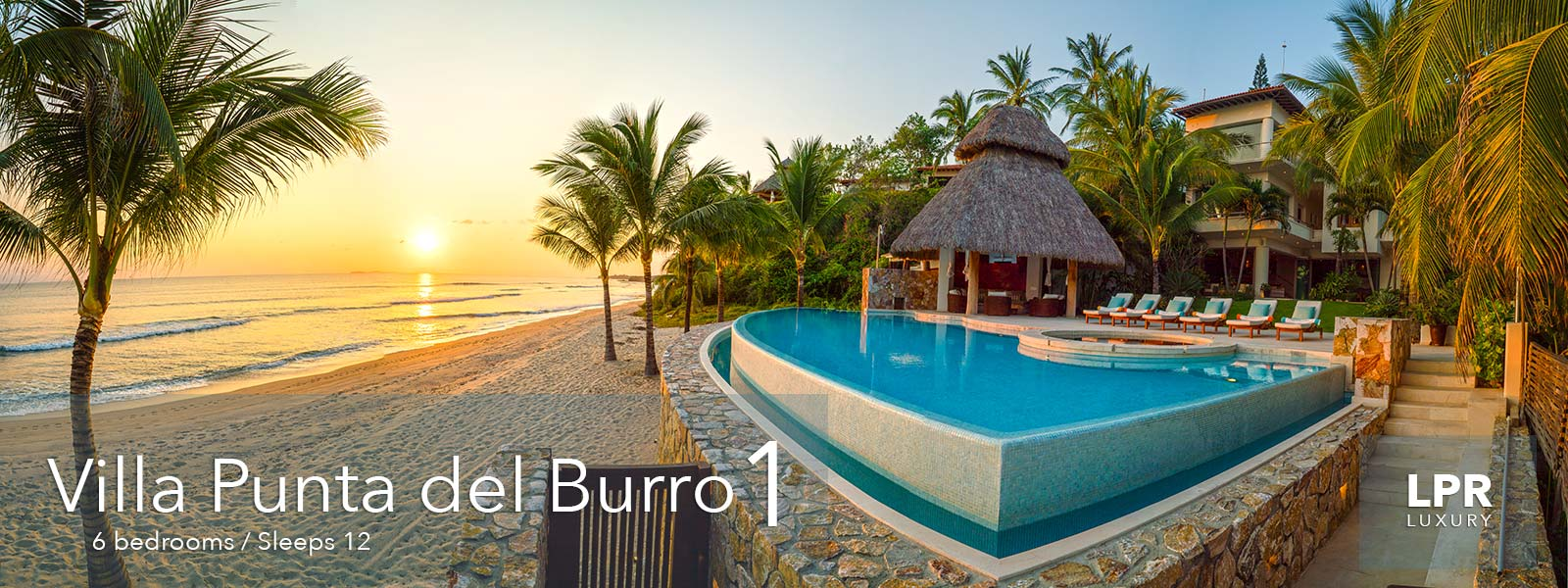 Villa Punta del Burro 1 - Luxury Punta de Mita Real Estate - Puerto Vallarta, Mexico