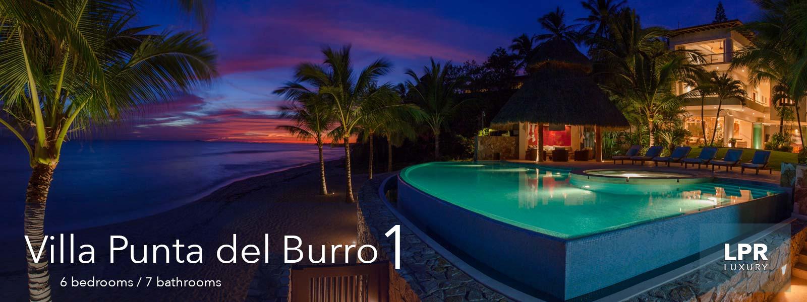 Villa Punta del Burro 1 - Punta de Mita, Riviera Nayarit, Mexico