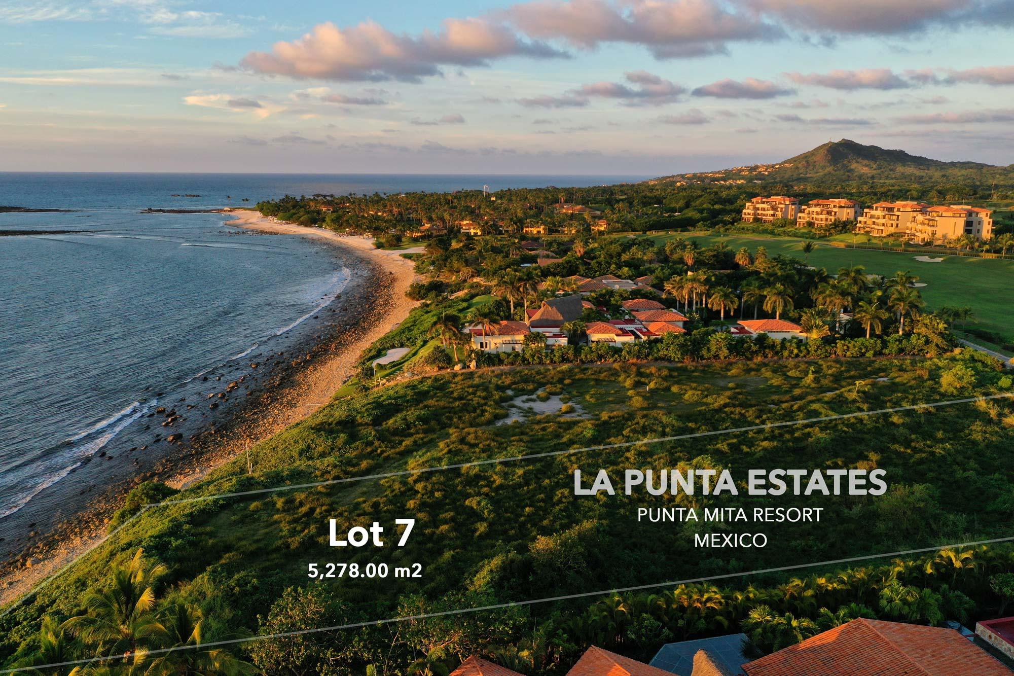 La Punta Estates - Lot 7 - Punta Mita Four Seasons / St. Regis Resort - Mexico