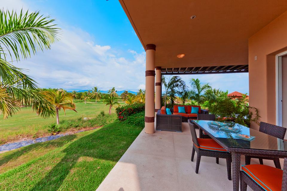 El Encanto 101 - Luxury Punta Mita Resort condo on the Bahia - Jack Nicklaus golf course vacation rental unit for sale