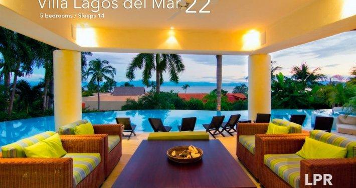 Villa Lagos Del Mar 22 - Luxury real estate and vacation rentals at the Punta Mita Resort, Riviera Nayarit, Mexico