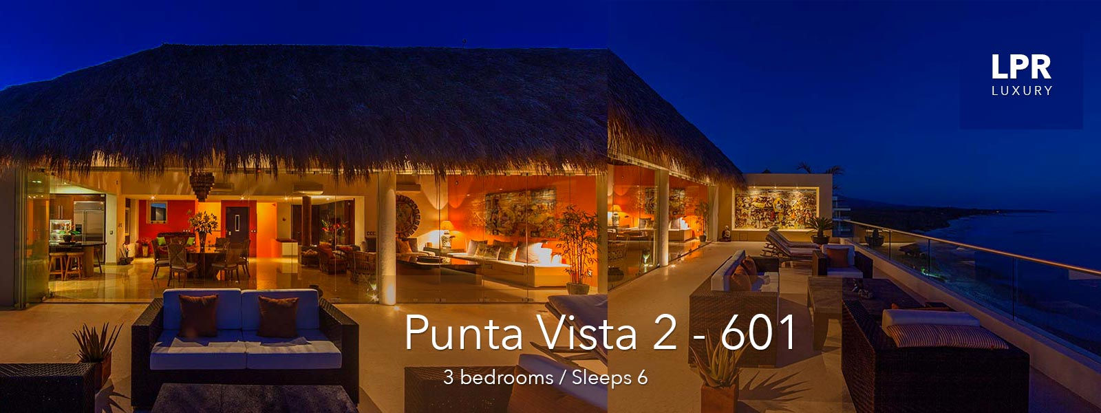 Punta Vista 2 - Penthouse 601 - Playa Punta de Mita - Condos for Sale