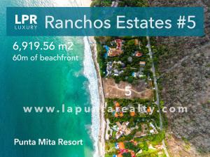 Ranchos Estates - Lot 5 - Punta Mita Resort, Mexico