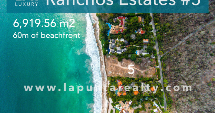 Ranchos Estates - Lot 5 - Punta Mita Resort, Mexico