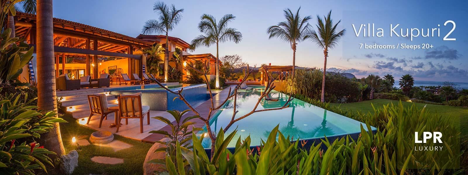 Villa Kupuri 2 - Luxury Punta Mita Vacation Rentals - Puerto Vallarta, Mexio